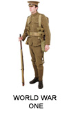 World War One British Uniforms